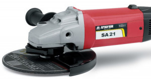 Polizor unghiular 2100 W, SA 21-180, marca Stayer Spania