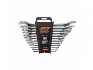 Set 12 chei fixe 6 - 32 mm Cr-V, Gadget