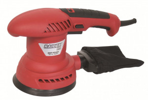 Slefuitor orbital 380W Ø125mm viteza variabila RDP-RSA04, Raider Power Tools