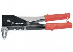 Cleste pop-nituri 250 mm, reglabil 0-90 grade, nituri 2,4-3,2-4,0-4,8 mm, MTX Profesional
