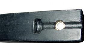 Ciocan dulgher cu coada metalica 320 mm, Topmaster