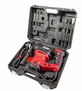 Ciocan rotopercutor 1600W 4.8Kg 32 mm SDS-Plus 6J cu 4 functii RDP-HD57, Raider Power Tools