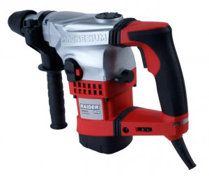 Ciocan rotopercutor SDS-Plus,RDP-HD31, 1100 W, 4,2 J, Raider Power Tools
