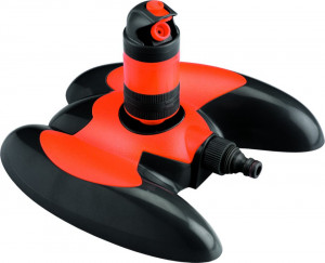 Jet-Spray 360° cu baza din plastic, Stoker