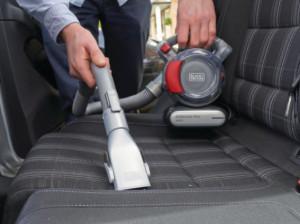 Miniaspirator auto PD1200AV Flexi, 12V, Black & Decker