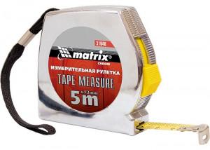 Ruleta Crom, 2 m X 13 mm, corp cromat MTX