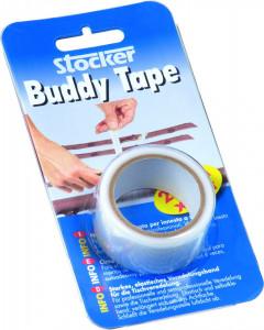 Banda pentru altoit Buddy Tape, 25 mm x 5 m, fara perforatii, Stoker