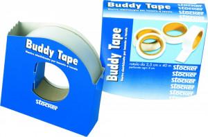 Banda pentru altoit Buddy Tape, 30 mm x 60 m, perforatii 40 mm, Stoker
