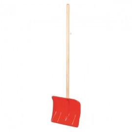 Lopatica de zapada pentru copii KIDS GARDEN - culoare rosie, Stocker