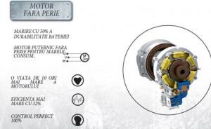 Masina de gaurit si insurubat cu acumulator marca Stayer - PBL222PBLK