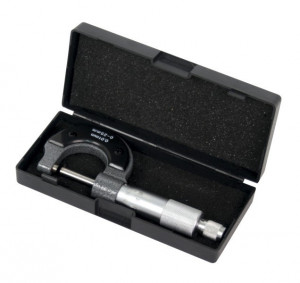 Micrometru de exterior 0 - 25mm, Topmaster