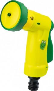 Pistol de stropit pentru copii KIDS GARDEN - galben/verde, Stoker