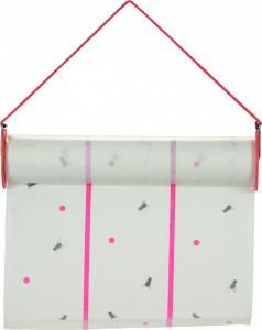 Rola de hartie lipicioasa Flycontrol, 10 m x 25 cm, Stocker