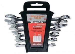 Set chei fixe, 6-17 mm, 6 buc., cromate MTX