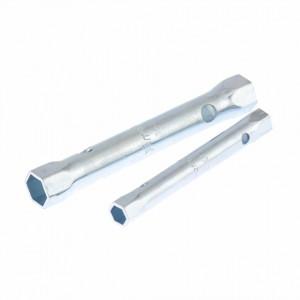 Set chei tubulare, cilindrice, 6-22 mm, cu antrenor, galvanizate, 8 buc. MTX Profesional