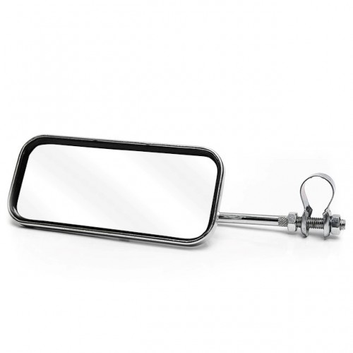 Oglinda Rectangulara Ochi De Pisica 140x60mm  Crom