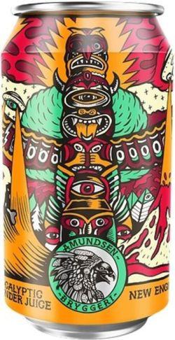 AMUNDSEN - Apocalyptic Thunder Juice