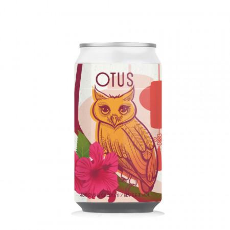 OWL - OTUS HIBISCUS & GINGER