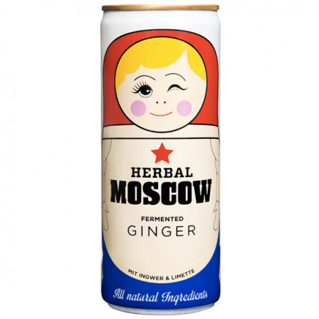 Brand Garage - Herbal Moscow
