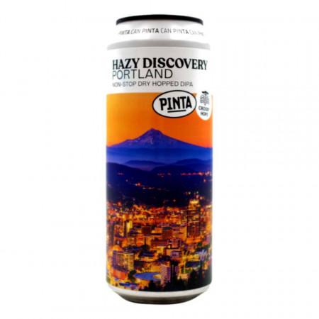 PINTA - Hazy Discovery Portland