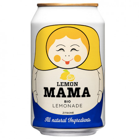 Brand Garage - Lemon Mama