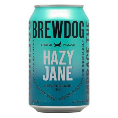 BREWDOG – HAZY JANE
