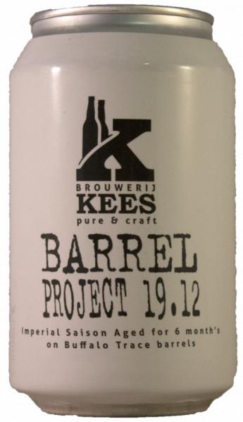 KEES - BARREL PROJECT 19.12 BUFFALLO TRACE BA SAISON