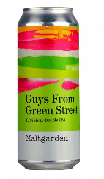 MALTGARDEN - GUYS FROM GREEN STREET