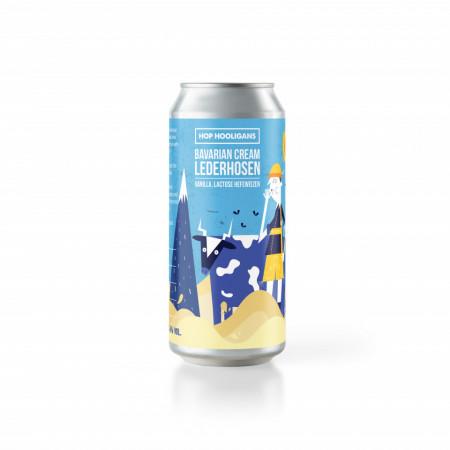 HOP HOOLIGANS - Bavarian Cream Lederhosen