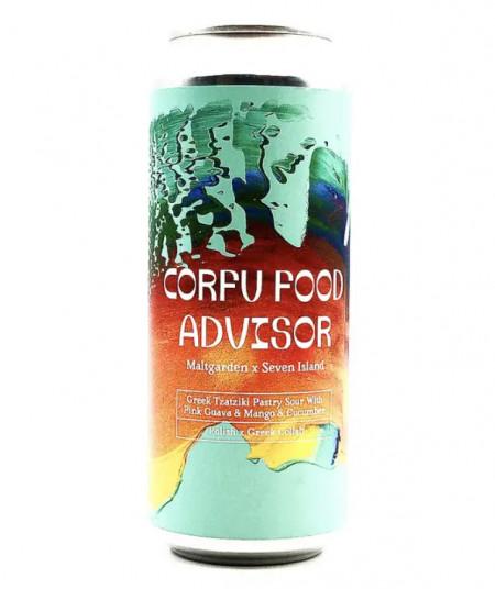 MALTGARDEN / SEVEN ISLAND - CORFU FOOD ADVISOR