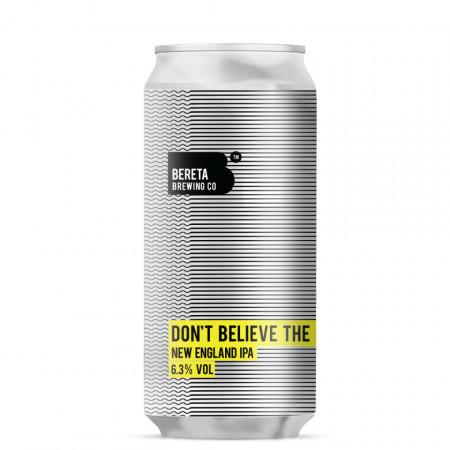 BERETA - Don't Believe the Hype