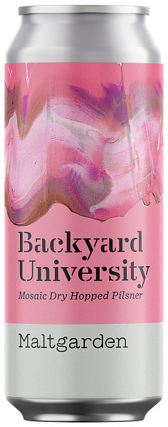 MALTGARDEN - BACKYARD UNIVERSITY