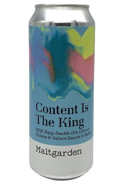 MALTGARDEN - CONTENT IS THE KING