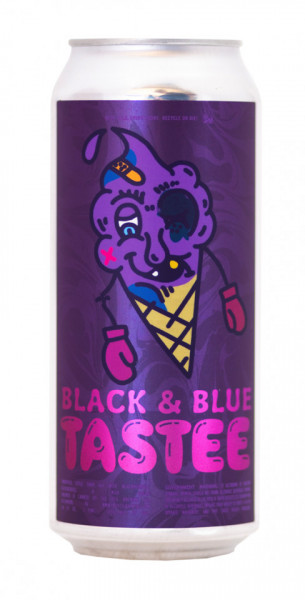 The Veil - Black and Blue Tastee