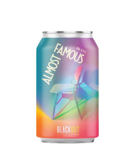 BLACKOUT - ALMOST FAMOUS