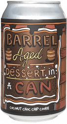 AMUNDSEN - BARREL AGED DESSERT IN A CAN COCONUT CHOC CHIP COOKIE