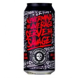 SUDDEN DEATH - Nevermind the Average, Serve the Savage