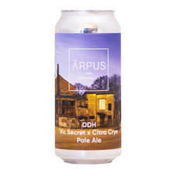 ARPUS - DDH Vic Secret x Citra Cryo Pale Ale