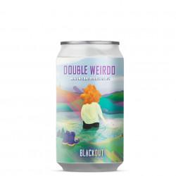 BLACKOUT - DOUBLE WEIRDO