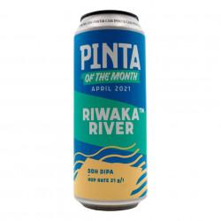 PINTA - RIWAKA RIVER