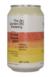 THE GARDEN - Florida Weisse #04 - Peach, Apricot, Papaya