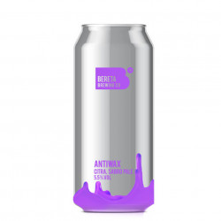 BERETA - AntiWax Purple - Citra, Sabro