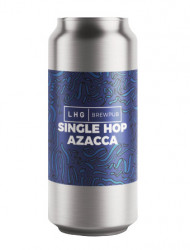 LEFT HANDED GIANT BREWPUB - SINGLE HOP AZACCA