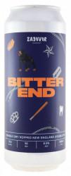 ZAGOVOR - BITTER END