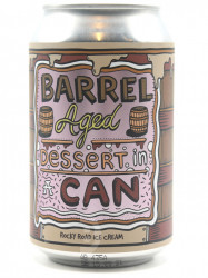 AMUNDSEN - Barrel Aged Dessert In A Can - Rocky Road Ice Cream