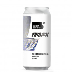 BERETA / FINBACK - NOTHING UNUSUAL
