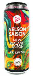 FUNKY FLUID / NOOK - NELSON SAISON
