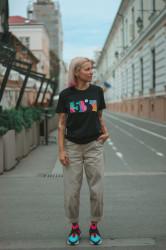 Bereta 5Y Anniversary T-Shirt - Black