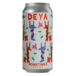 DEYA - SOMETIMES