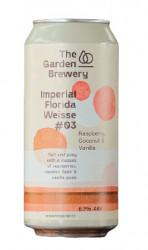 THE GARDEN - Imperial Florida Weisse #03 - Raspberry, Coconut & Vanilla